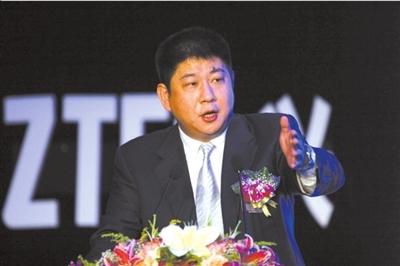 中兴通讯副总裁沈力微博自曝被下岗