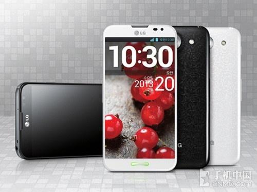 1.7GHz四核巨屏 Optimus G Pro配置公布