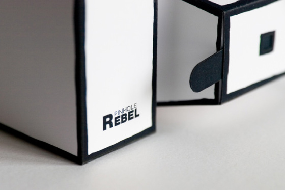 Rubikon2:老少咸宜的DIY纸制针孔相机