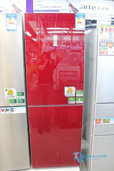 畅享假期轻松安逸卡萨帝两门冰箱推荐