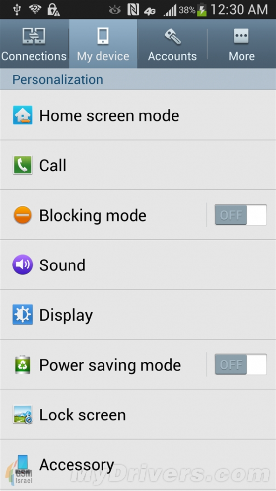 Galaxy S4配置再曝:5寸1080p屏/441ppi