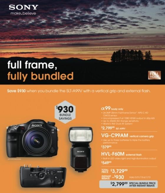 终极目标十款现售热门全画幅相机选购