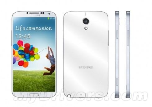 抛弃GS4!Galaxy Note 3再曝:全新设计