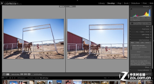 Lightroom 5公测:引入Photoshop强大功能