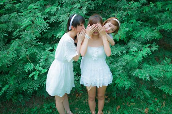 日系少女写真来袭 小清新风格人像拍摄技巧(2)