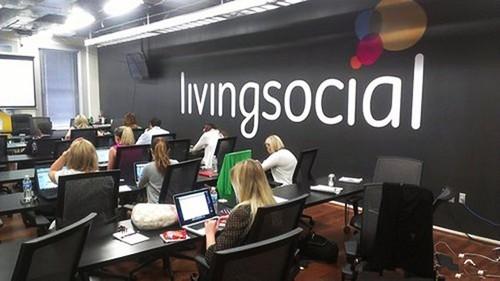 美国第二大团购网站LivingSocial