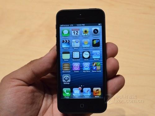 市场恢复秩序 苹果iPhone 5节后好价格
