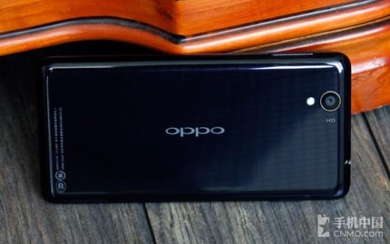 四核4.7英寸IPS屏OPPOR809T详细评测