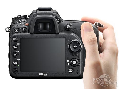 受摄影爱好者关注中端单反 尼康 D7100图片