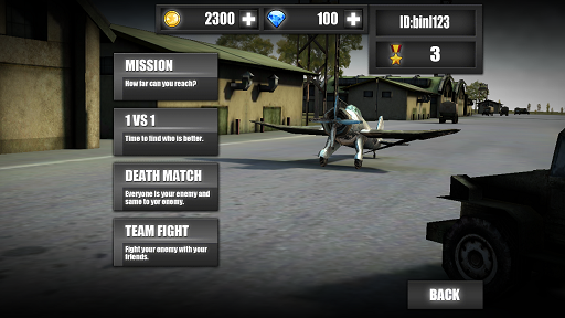 多人空战 二战飞行射击游戏《飞机世界》