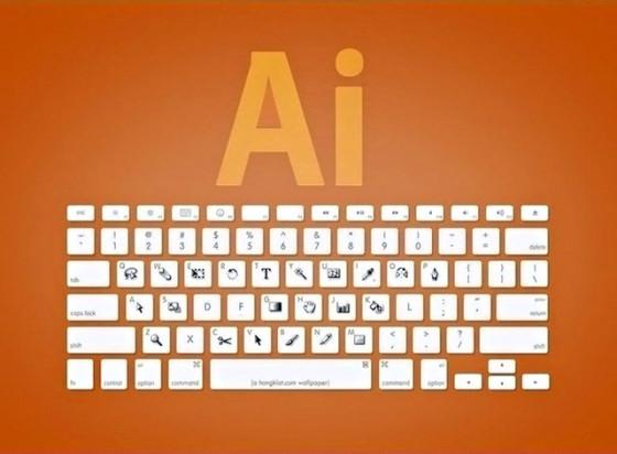 提高效率又显专业的PS键盘快捷键图示