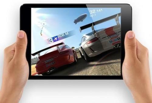 分析师 iPad mini 2不会采用Retina屏