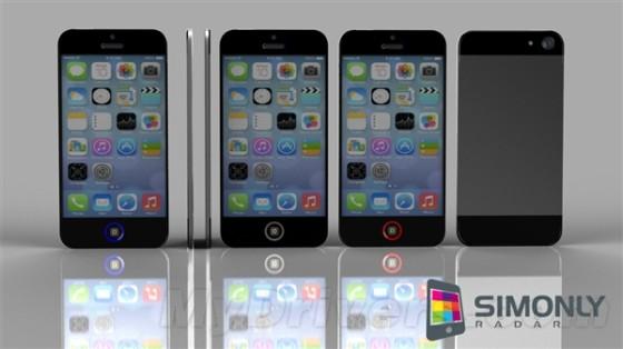 iPhone 5S配置曝光:IGZO屏+四核CPU/GPU