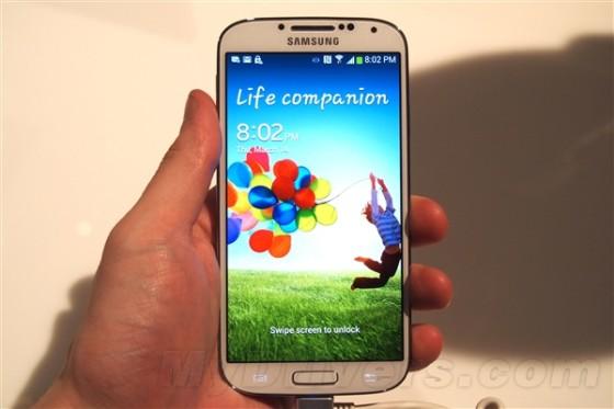 Galaxy Note 3再曝光:用最好的夏普LCD屏