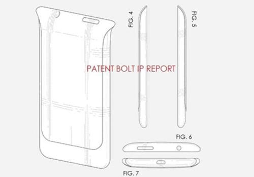 设计专利获批 三星将推手机平板变形机?