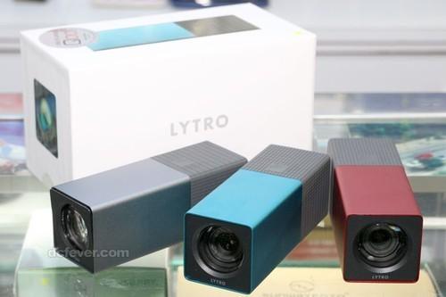 加入Wi-Fi功能升级版Lytro光场相机发售