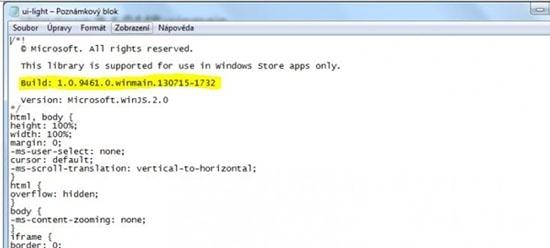修复Bug Windows 8.1 RTM版本临近