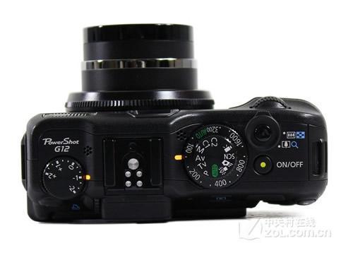 2.8寸旋转屏佳能G12专业相机促2449元