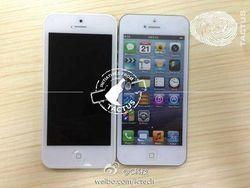廉价版iPhone真机图现身网络