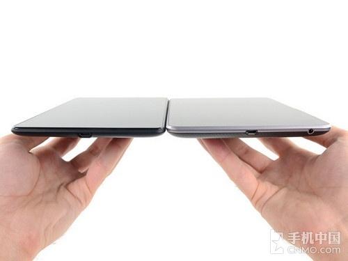 7英寸低价神机 谷歌新一代Nexus 7拆解
