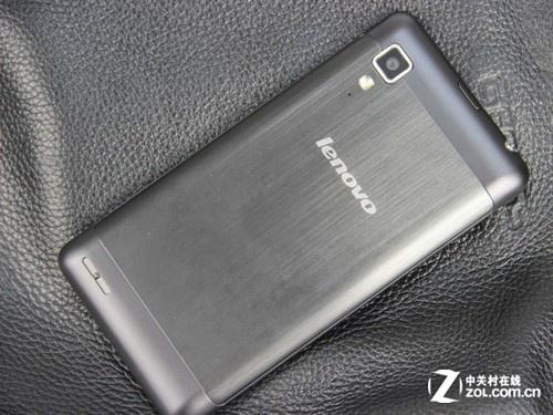 四核超大容量电池 联想P780仅售1650元