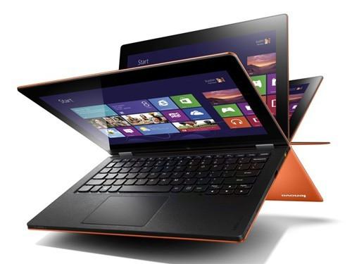 联想 联想 Yoga11S 11.6英寸笔记本电脑(i5-3339Y/2G/128G固态硬盘/Intel HD4000核显/Win8/日光橙) 图片