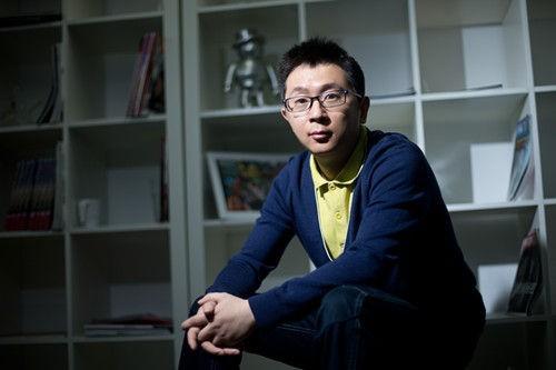 土豆网总裁杨伟东 (新浪科技配图)