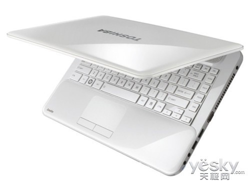 唯美时尚东芝L800-C55W价格3699元
