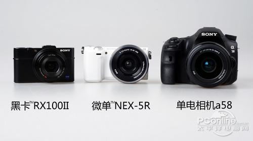 专业拍摄首选索尼高画质数码相机试用