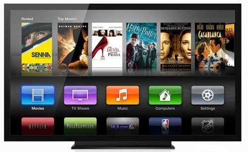 传苹果正与富士康合作研发iTV 明年发布