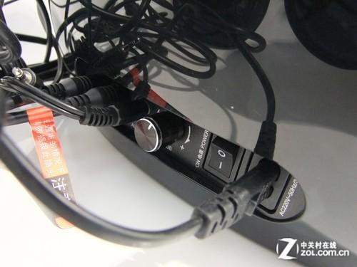 声音 HiVi惠威2.1音箱580元图片