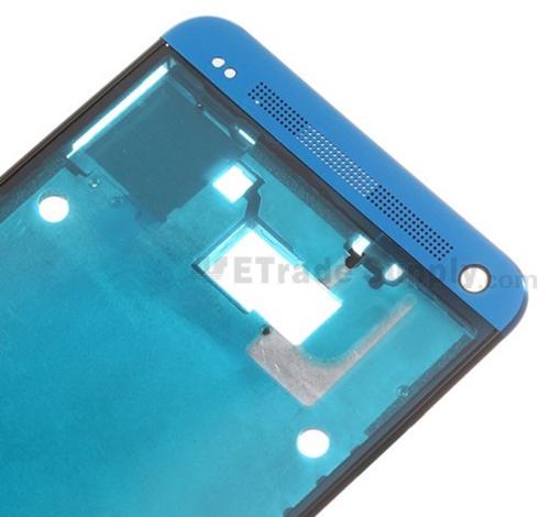 HTC进入换壳季 蓝色HTC One 9月10号发布