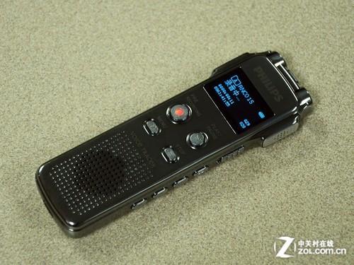 四麦克风全能录音飞利浦VTR6800评测