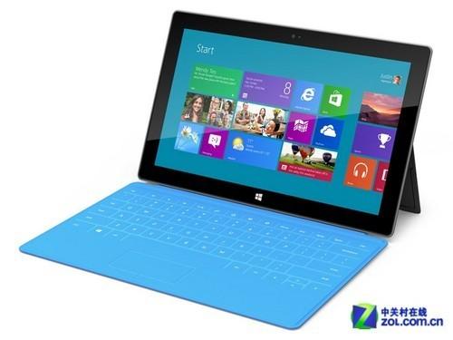 微软Surface领衔 搜罗平板中的奢侈品