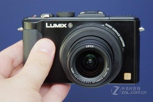 24mm广角大光圈松下LX7西安售2750元