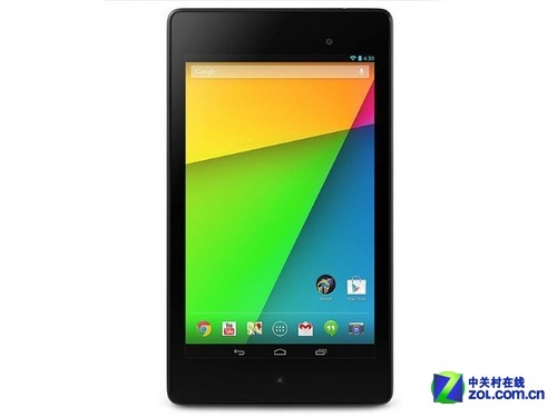 iPad mini最强敌 Nexus 7二代售1899元