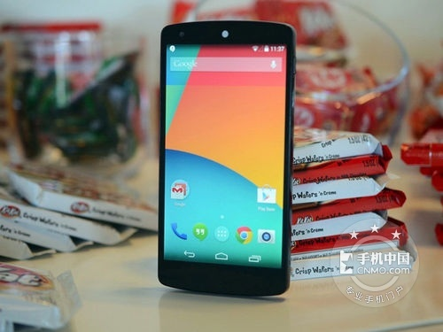 骁龙800四核1080p Nexus 5首破3000大关