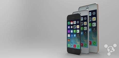 不止一部来看iPhone极简概念机三箭齐发