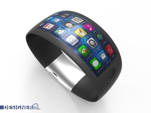 苹果iWatch消息或将使用AMOLED柔性屏