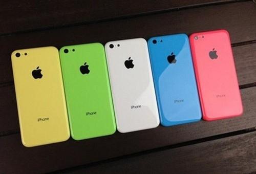 确认:8GB版iPhone5c只在五个国家发售