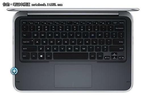 炫薄外观强悍配置戴尔XPS12价格10999元