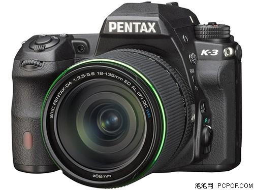 APS-C画幅单反相机宾得K-3单机售6650