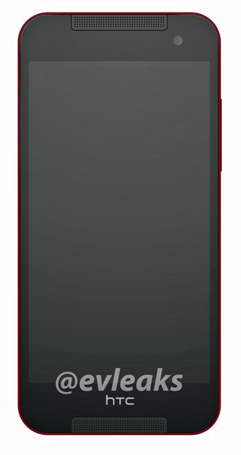 HTC神秘新机官方照曝光:骚红新蝴蝶?