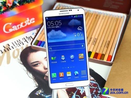 移动4G版 三星Note 3 N9008V报价不足4K