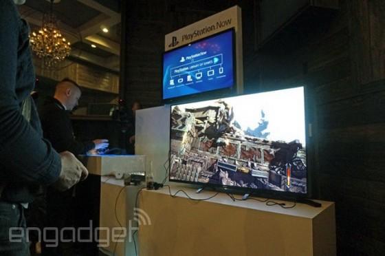 支持PS Now服务!索尼4K电视增加新功能