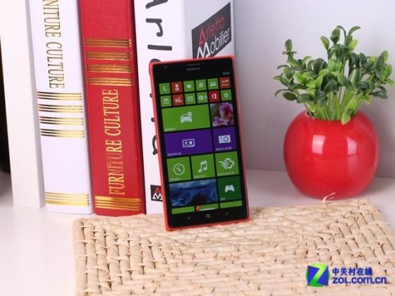 四核处理器 诺基亚Lumia 1520京东热卖