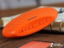 飞利浦 SBM100 橙色 外观图