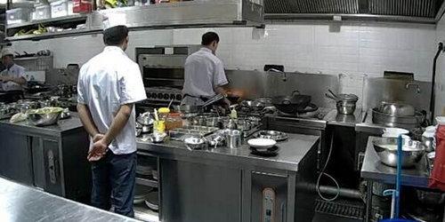 """""""百度透明厨房""""上线 食品安全卫生一目了然的照片 - 1"""