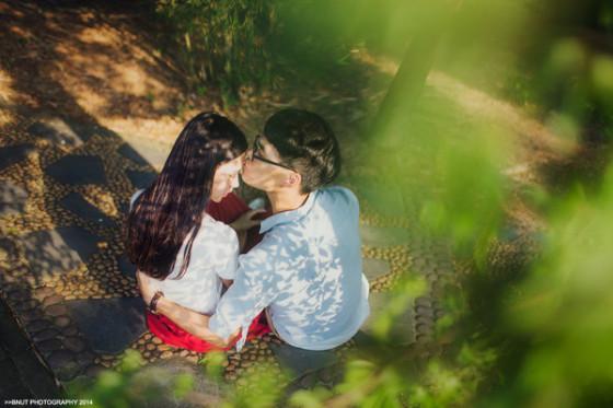 哄女友大招!教你如何自拍甜蜜情侣照(3)