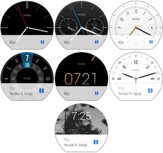 【完美世界最新章节】写在applewatch之后 moto360智能手表评测图片